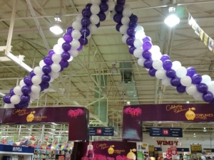 Balloon Draping 1